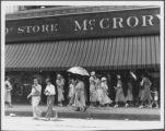 McCrory's Five and Dime Strike