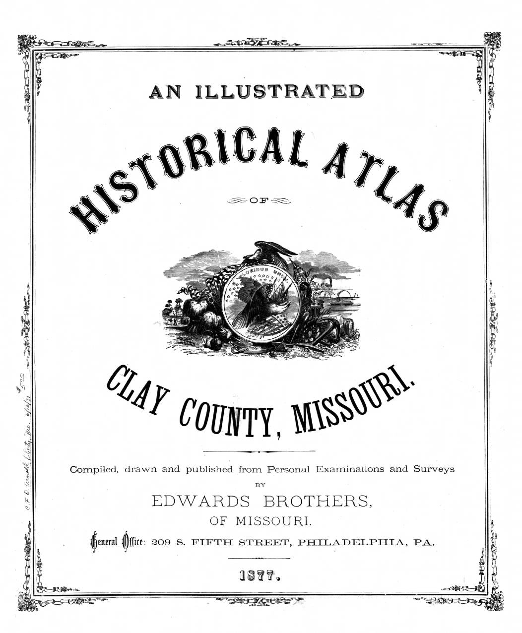 An illustrated historical atlas of Clay County, Missouri ... on baker county alabama map, city of jacksonville alabama map, dekalb county tennessee map, franklin co alabama map, dekalb county alabama zip code map, calhoun county alabama map, clay co ut, coosa county alabama map, tallapoosa county al map, lauderdale county alabama map, new york state school district map, alabama county road map, randolph county alabama map, liberty alabama map, birmingham alabama district map, cleburne county alabama map, pollard alabama map, limestone county alabama map, cheaha mountain alabama map, shelby county alabama map,
